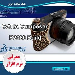 نرم افزار تصویر سازی و مستند سازی محصولات CATIA Composer R2020 Build