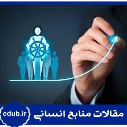 مقاله برنامهریزی راهبردی منابع انسانی بر مبنای الگوی BSC