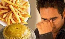 اگر افسردگی و اضطراب دارید این خوراکیها را نخورید