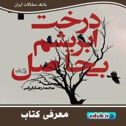 کتاب درخت ابریشم بیحاصل؛ خاطراتی از نویسنده دفاع مقدس