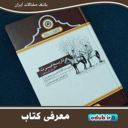 کتاب تاریخ غیرت؛ فوران عشق و حماسه در سرچشمه رُمان ایران
