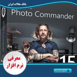 نرم افزار ویرایش و سازماندهی مجموعه تصاویر دیجیتالی Ashampoo Photo Commander